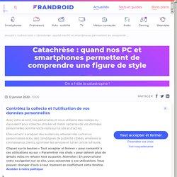 Catachrèse: quand nos PC et smartphones permettent de comprendre une figure de style - Frandroid