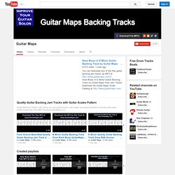 getguitarmaps's Channel