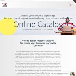 Online catalog design company in Bangalore, Coimbatore