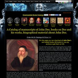 Download Magic Books, Occult Books, Esoteric, Ancient, Rare Books And Texts. Grimoires, Spellbooks, Manuscripts For Free