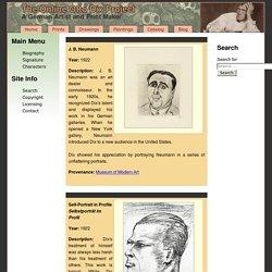 Catalog Prints - Otto Dix