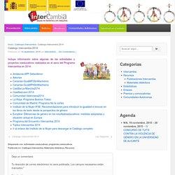 Catálogo Intercambia 2014