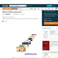 Catálogo de Páginas Web Educativas américa