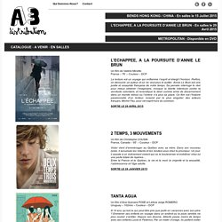 CATALOGUE « A3 Distribution