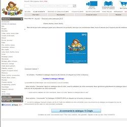 10 Doigts : Catalogue des loisirs creatifs, vente en ligne de materiel pour activites creatives