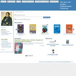 Catalogue en ligne du CDI