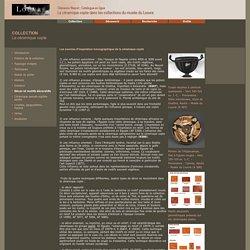 Clémence Neyret : Catalogue en ligne - La céramique copte dans les collections du musée du Louvre