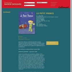 Catalogue Bande Dessinée - Gallimard - Le Petit Prince - Joann Sfar - Fétiche
