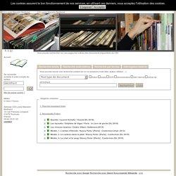 Catalogue en ligne CDI Lycée Marcelin Berthelot