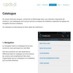 Catalogue OPDS