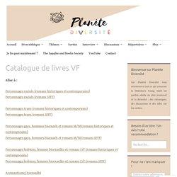 Catalogue de livres VF – PlanèteDiversité