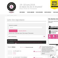 Catalogue - CSF 2015 - salon du loisir créatif !