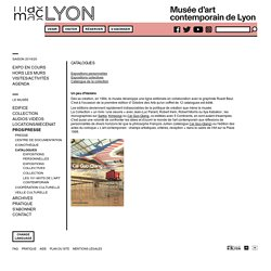 [FR] mac, Lyon