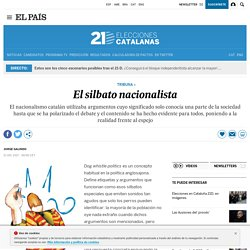 Cataluña: El silbato nacionalista
