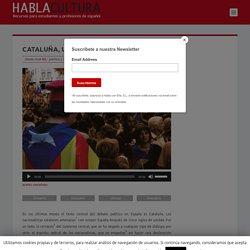 Cataluña, una sociedad dividida