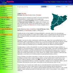 CATALUÑA por Todo sobre España