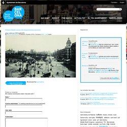 Blog de Barcelona. Tenim punts en comú