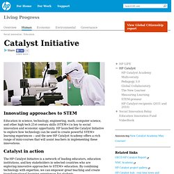 Catalyst Initiative