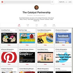 The Catalyst Partnership on Pinterest