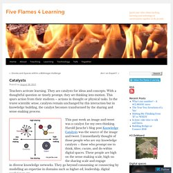 Five Flames 4 Learning