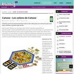 Catane - Les colons de Catane
