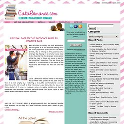 CataRomance | Celebrating category Romance