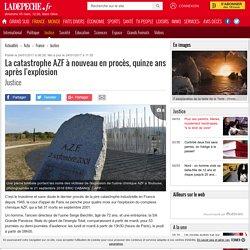 La catastrophe AZF à nouveau en procès, quinze ans après l'explosion - 24/01/2017 - ladepeche.fr