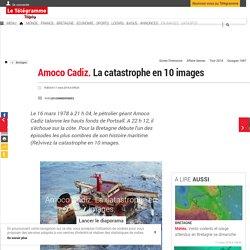 Amoco Cadiz. La catastrophe en 10 images - Bretagne