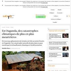 En Ouganda, des catastrophes climatiques de plus en plus meurtrières