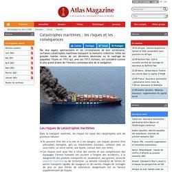 Catastrophes maritimes : les risques et les conséquences, L'actualité de l'assurance