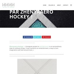 Catchingcorners par Zhenyaaero Hockey !