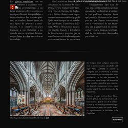 Las diez catedrales góticas más deslumbrantes de Inglaterra
