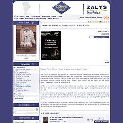 Histoire et politique > Falkenau vision de l'impossible - Emil Weiss