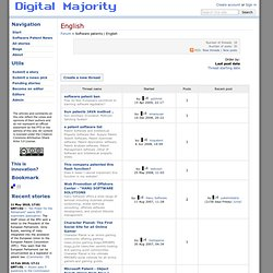 Forum Category - Digital Majority English