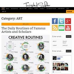 Category: ART « » Page: 2TwistedSifter