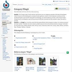 Category:Tlingit