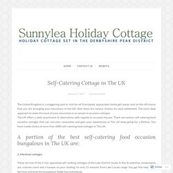Self-Catering Cottage in The UK