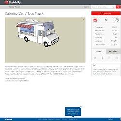 Catering Van / Taco Truck by sean_g