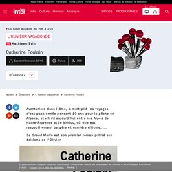 Catherine Poulain du 17 février 2016 - France Inter