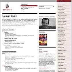Laurent Vivier - Catherine Winckelmuller - Agents Associés