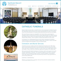 Reliable Catholic Cremations Services like Never Before