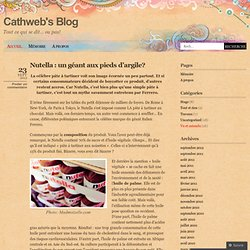 Cathweb's Blog
