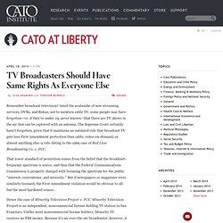 Cato @ Liberty