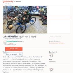 Le Catrike dElyjah ,rouler vers... by Elyjah Tricoire