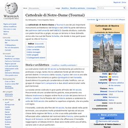 Cattedrale di Notre-Dame (Tournai)