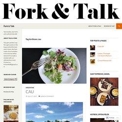 Fork & Talk