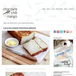 Cauliflower Protein Bread - Chocolate Chilli Mango