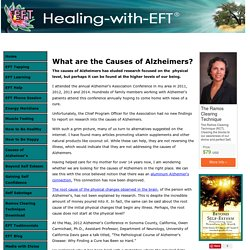 The Causes of Alzheimers Eludes Research and Why?