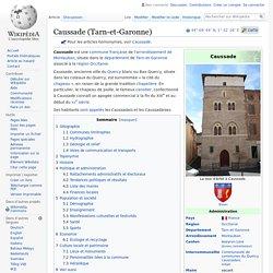 Caussade (Tarn-et-Garonne)