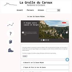 Tour du Causse Méjean - Grande Randonnée Cévennes